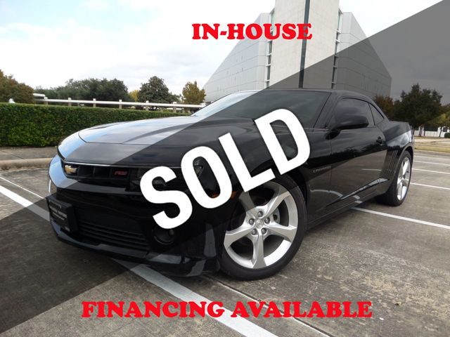 2015 Chevrolet Camaro 2015 Chevy Camaro 2dr Coupe LT, 76k miles, 2-Owner, Extra Clean!