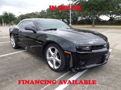 2015 Chevrolet Camaro 2015 Chevy Camaro 2dr Coupe LT, 76k miles, 2-Owner, Extra Clean! - Click to see full-size photo viewer