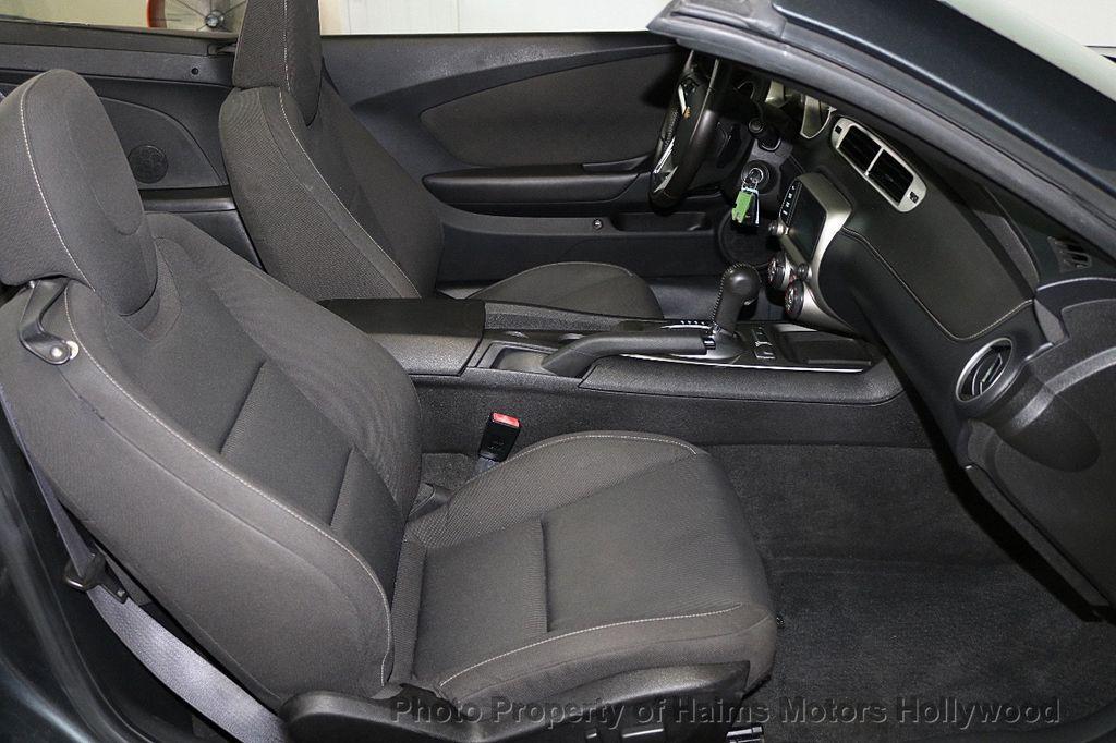 2015 Chevrolet Camaro 2dr Convertible LT w/1LT - 17590536 - 14
