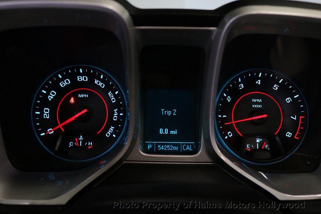 2015 Chevrolet Camaro 2dr Convertible LT w/1LT - 17590536 - 27