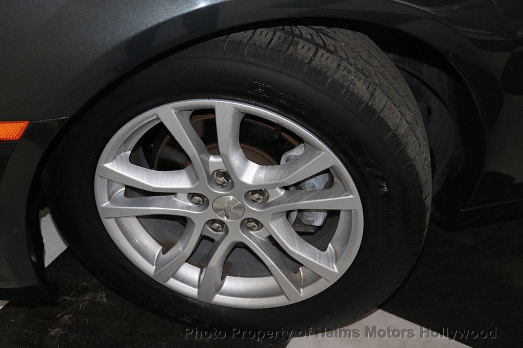 2015 Chevrolet Camaro 2dr Convertible LT w/1LT - 17590536 - 30