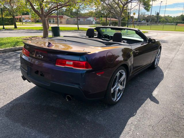 2015 Chevrolet Camaro 2dr Convertible LT w/1LT - Click to see full-size photo viewer