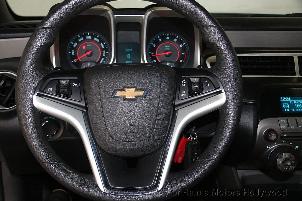 2015 Chevrolet Camaro 2dr Coupe LS w/1LS - 17943792 - 21
