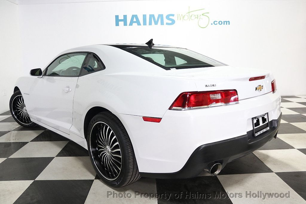 2015 Chevrolet Camaro 2dr Coupe LS w/1LS - 17943792 - 4