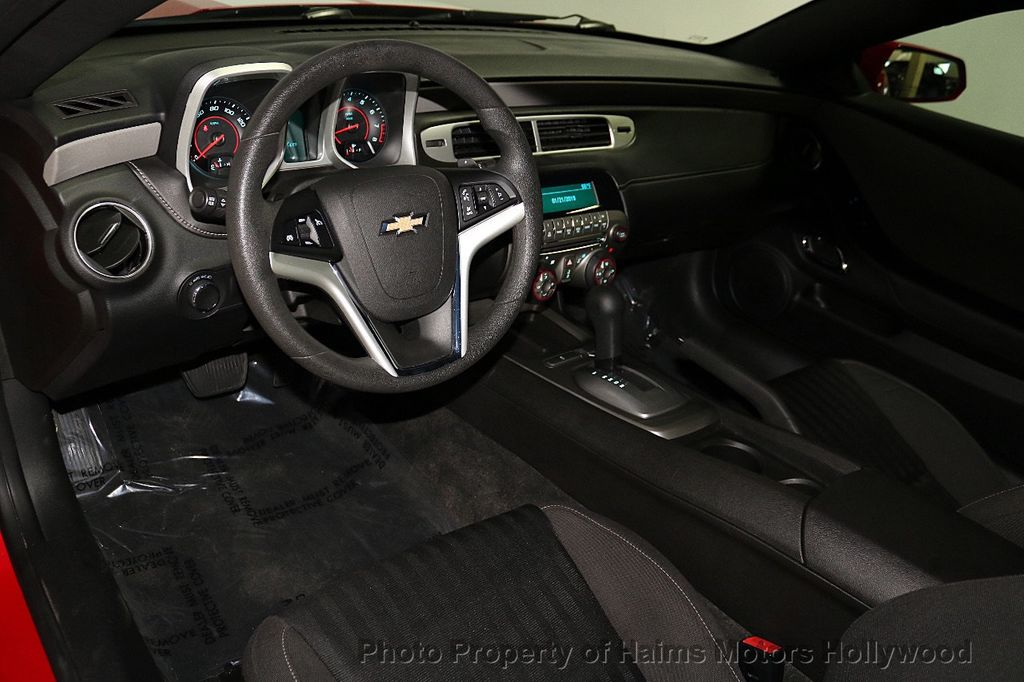 2015 Chevrolet Camaro 2dr Coupe LS w/1LS - 18535056 - 15