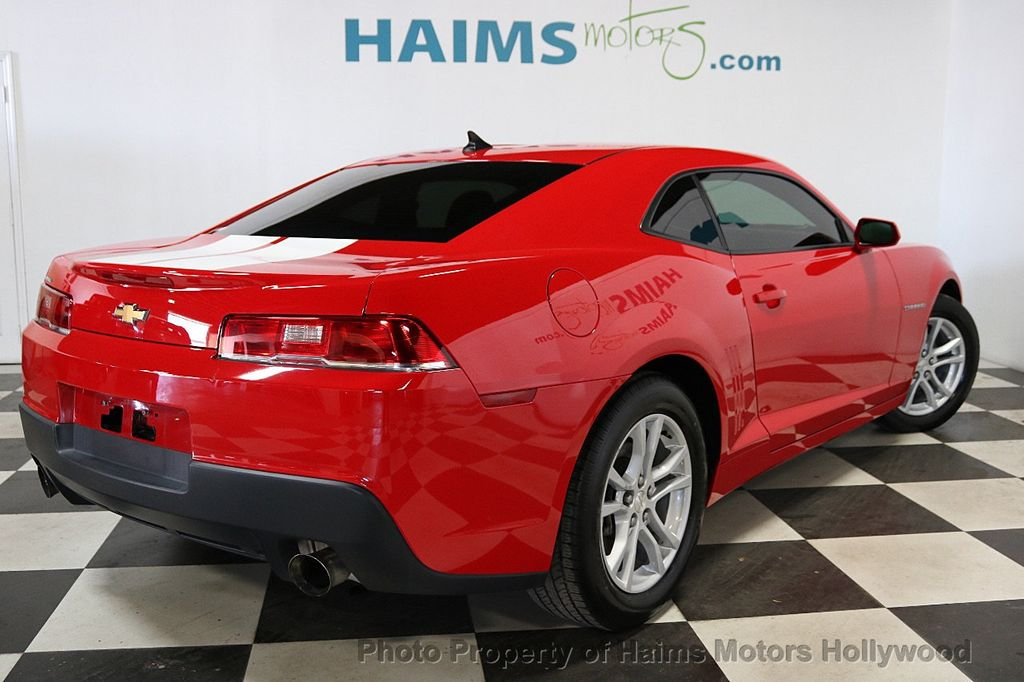 2015 Chevrolet Camaro 2dr Coupe LS w/1LS - 18535056 - 6