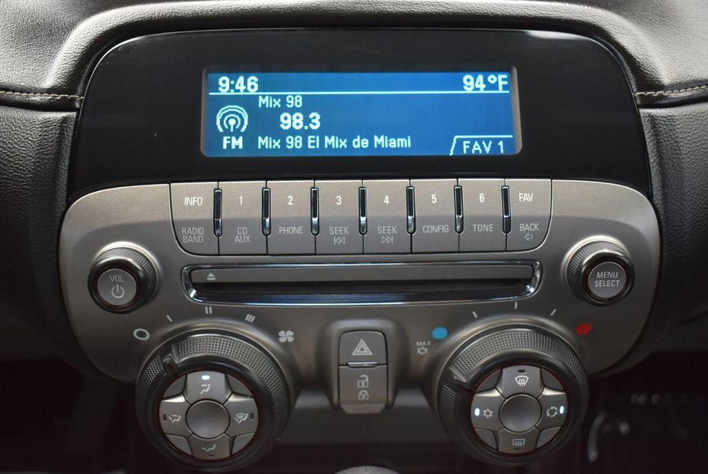 2015 Chevrolet Camaro 2dr Coupe LS w/2LS - 18336097 - 20