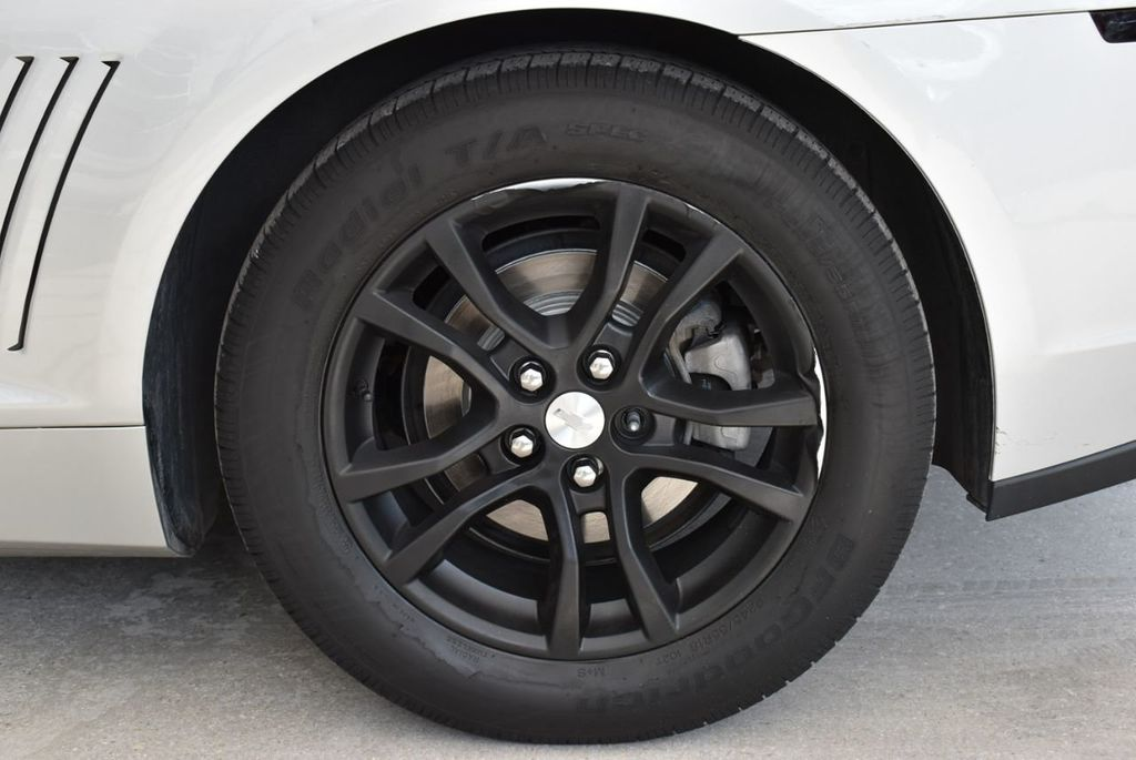 2015 Chevrolet Camaro 2dr Coupe LS w/2LS - 18336097 - 7