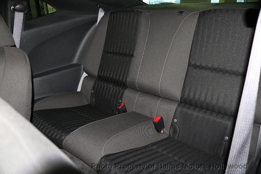 2015 Chevrolet Camaro 2dr Coupe LS w/2LS - 17631481 - 12