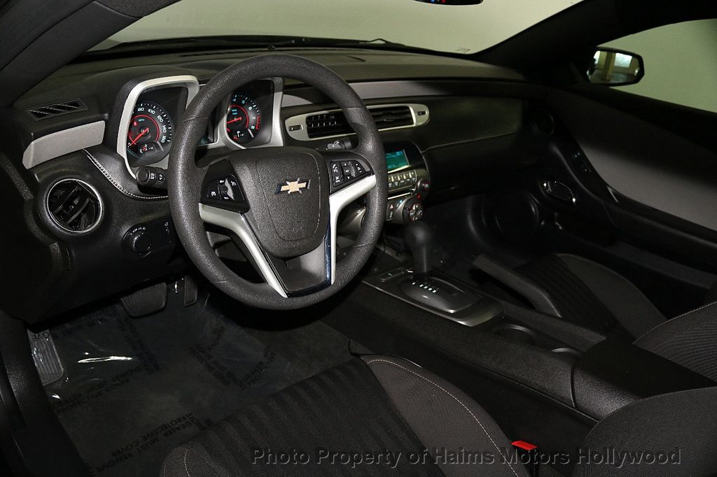 2015 Chevrolet Camaro 2dr Coupe LS w/2LS - 17631481 - 14