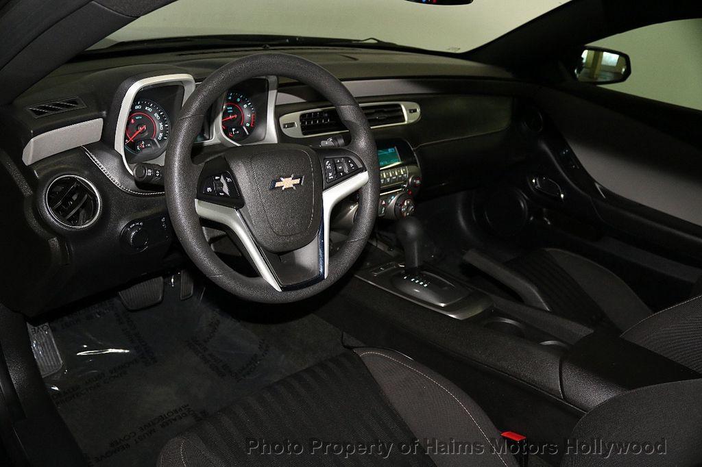 2015 Chevrolet Camaro 2dr Coupe LS w/2LS - 17631481 - 14