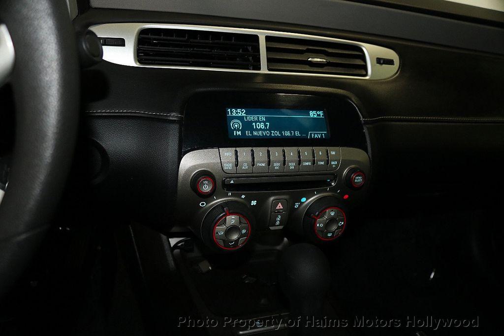 2015 Chevrolet Camaro 2dr Coupe LS w/2LS - 17631481 - 15
