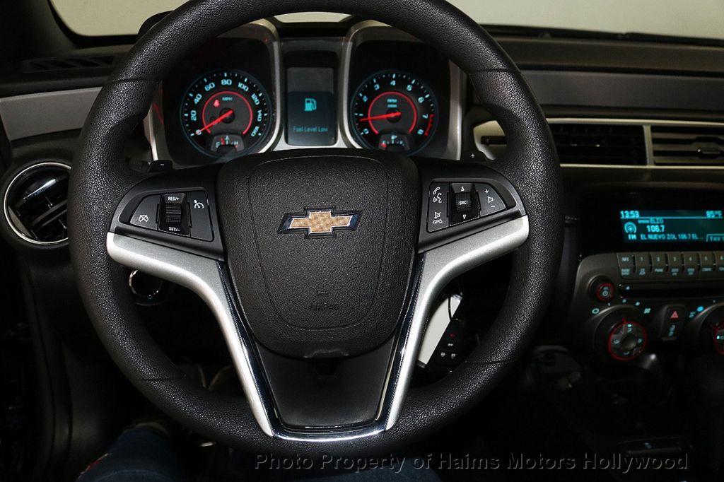 2015 Chevrolet Camaro 2dr Coupe LS w/2LS - 17631481 - 21