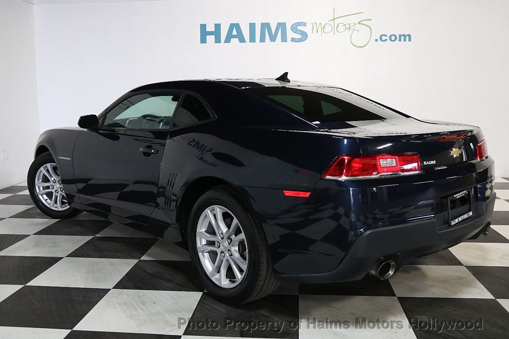 2015 Chevrolet Camaro 2dr Coupe LS w/2LS - 17631481 - 4