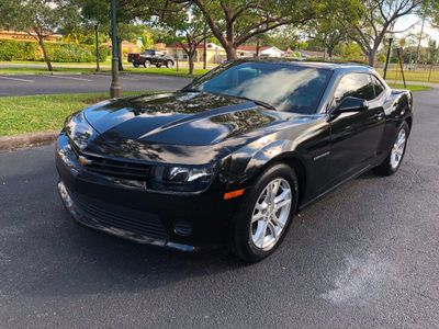 2015 Chevrolet Camaro 2dr Coupe LS w/2LS