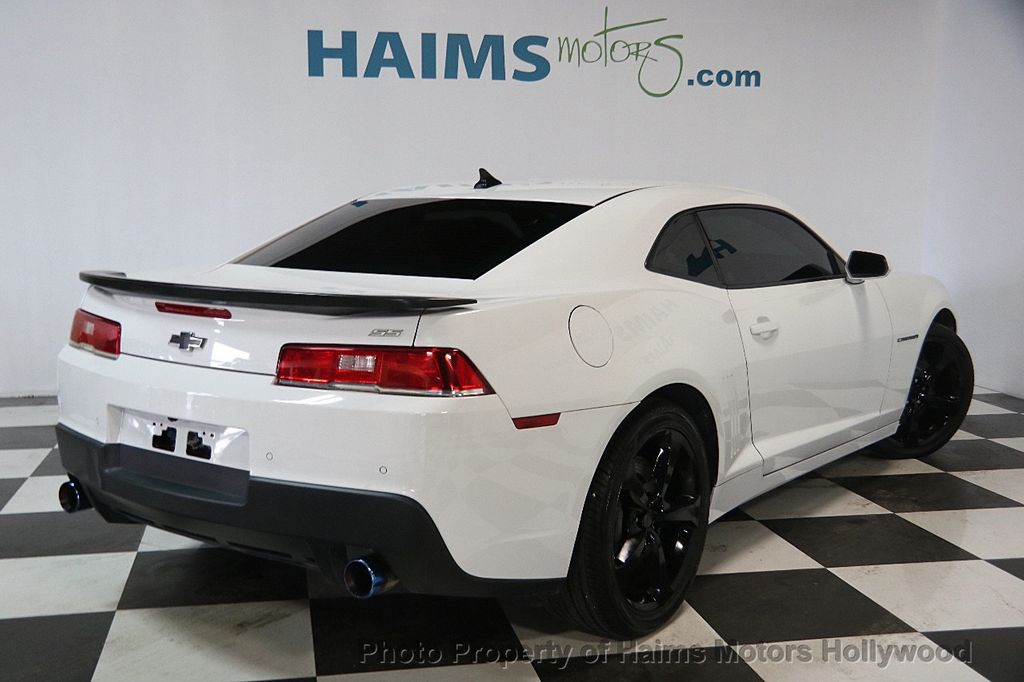 2015 Chevrolet Camaro 2dr Coupe SS w/2SS - 17235645 - 6