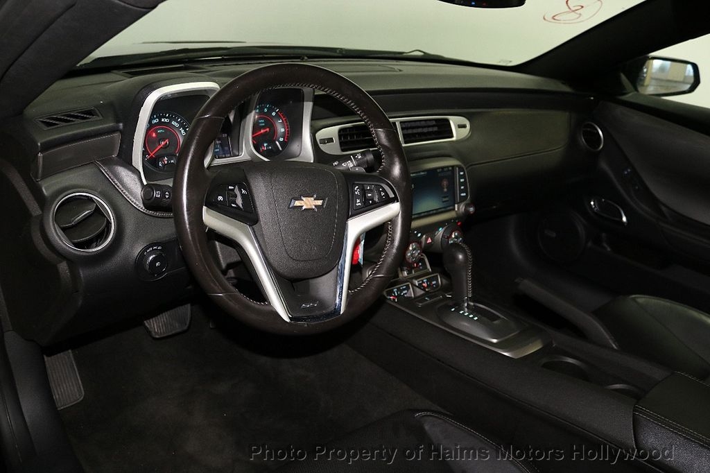 2015 Chevrolet Camaro 2dr Coupe SS w/2SS - 17938750 - 15