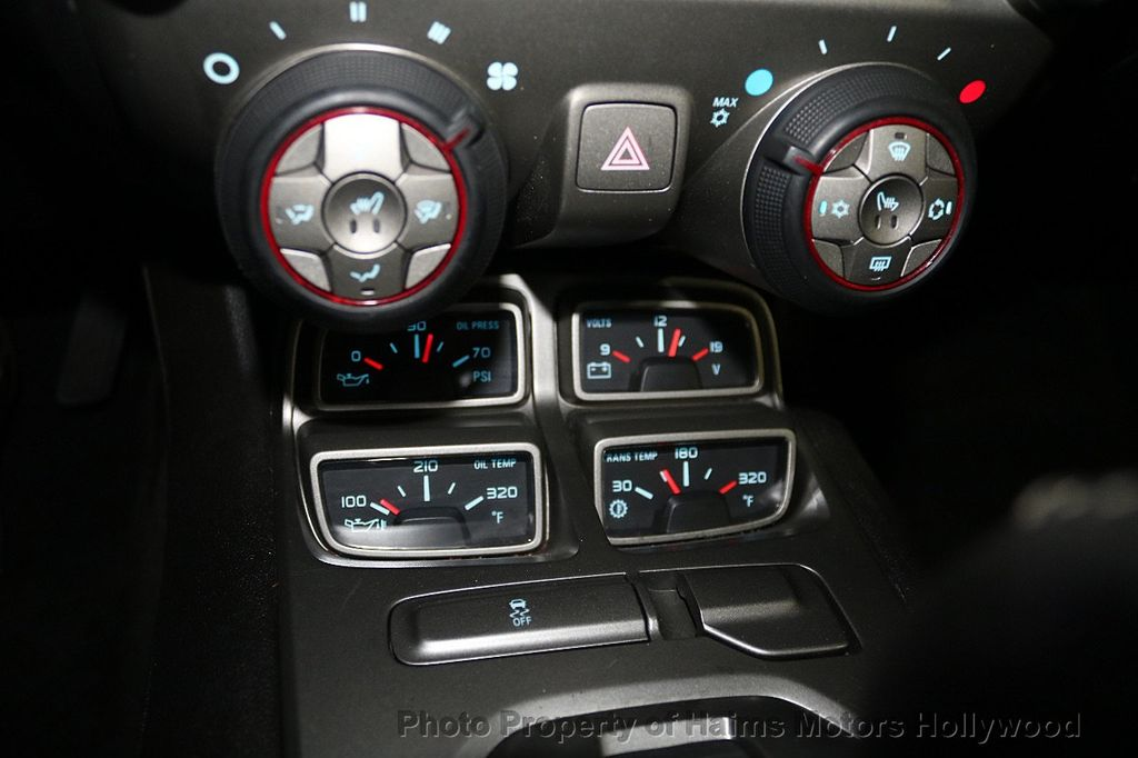 2015 Chevrolet Camaro 2dr Coupe SS w/2SS - 17938750 - 18