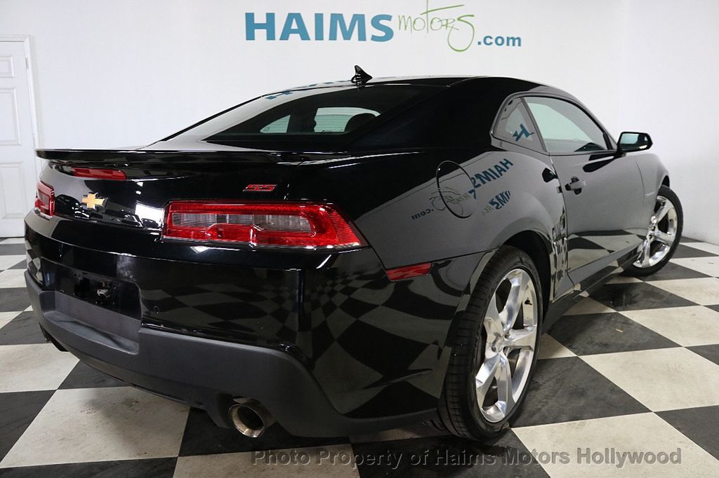 2015 Chevrolet Camaro 2dr Coupe SS w/2SS - 17938750 - 6