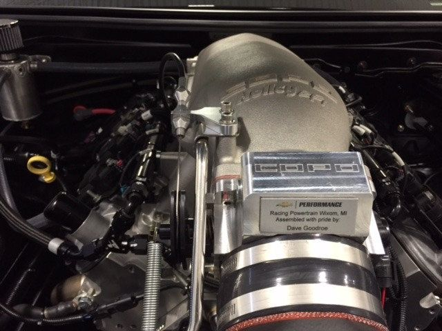 2015 Chevrolet Camaro COPO - 15775449 - 7