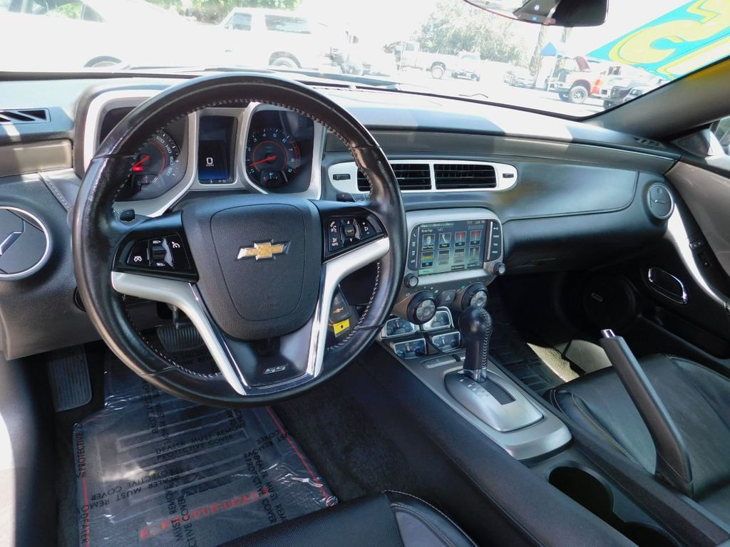 2015 Chevrolet Camaro Only 30k Mi, CA 1-Owner & Carfax Certified - 18011969 - 9