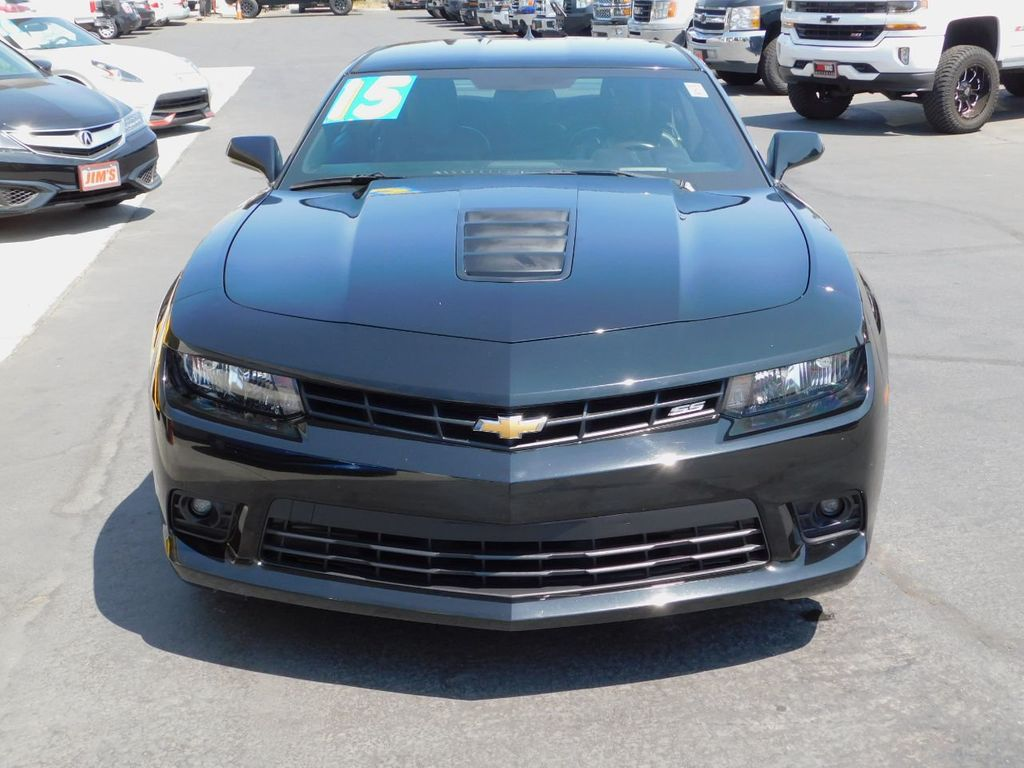 2015 Chevrolet Camaro Only 30k Mi, CA 1-Owner & Carfax Certified - 18011969 - 1