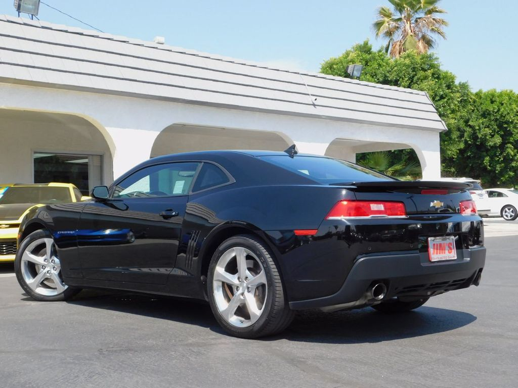 2015 Chevrolet Camaro Only 30k Mi, CA 1-Owner & Carfax Certified - 18011969 - 4