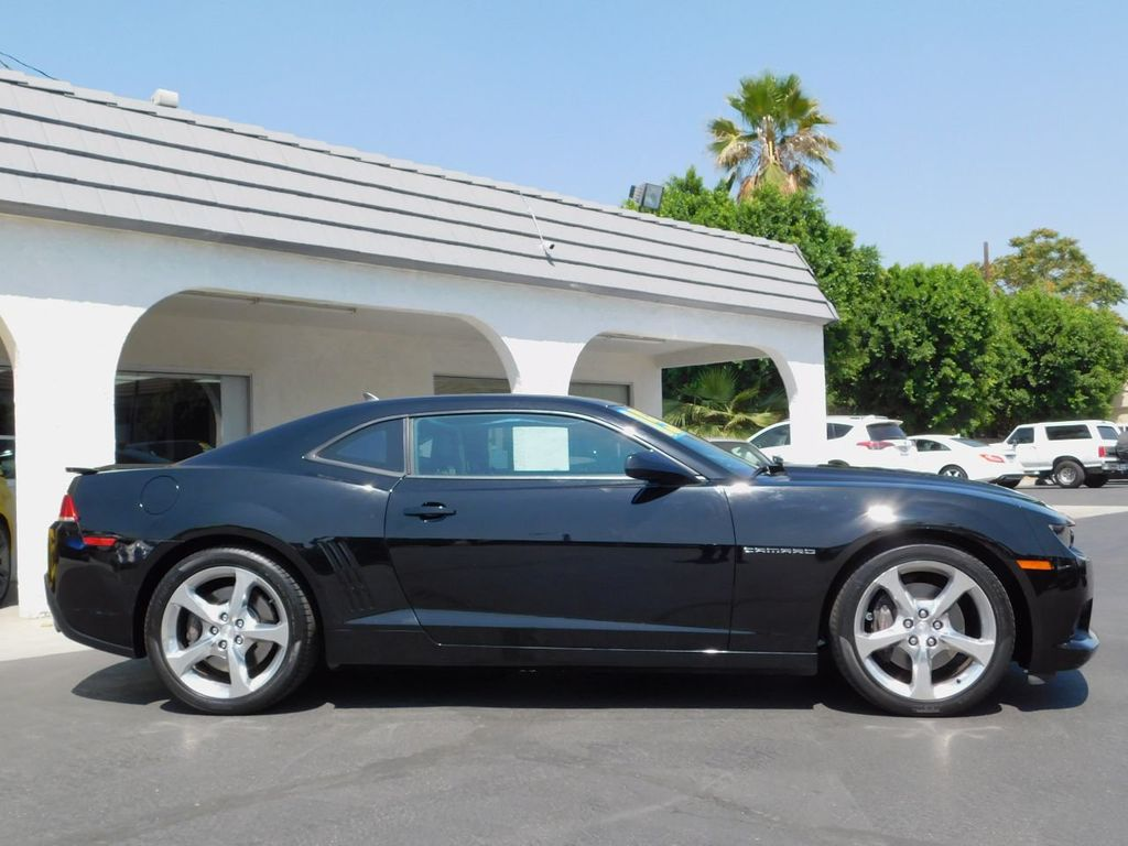 2015 Chevrolet Camaro Only 30k Mi, CA 1-Owner & Carfax Certified - 18011969 - 6