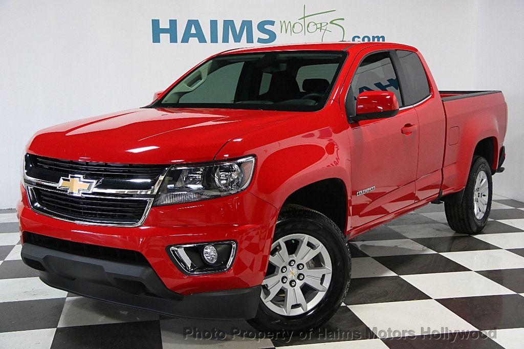 2015 Used Chevrolet Colorado 2wd Ext Cab 128 3 Lt At Haims Motors
