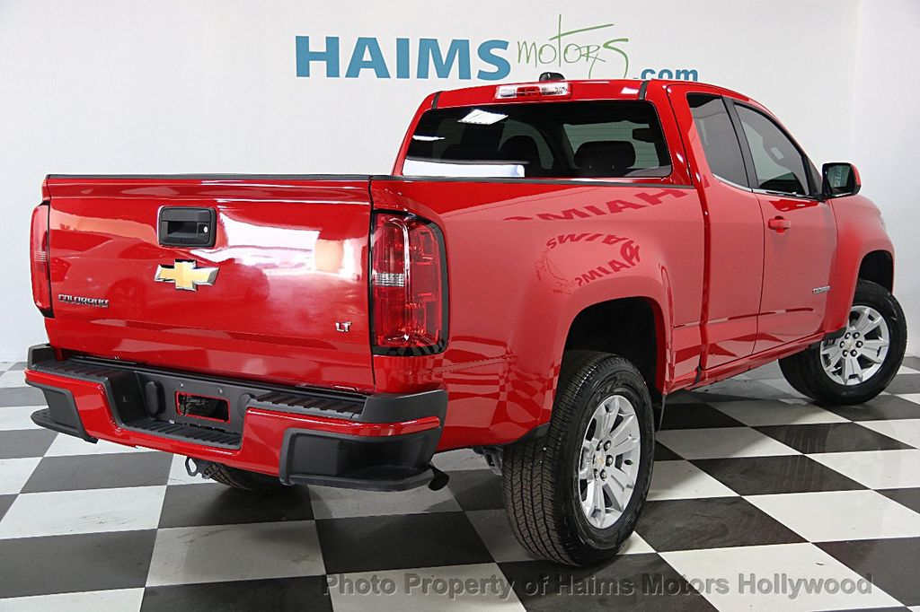 """2015 Used Chevrolet Colorado 2WD Ext Cab 128.3"""" LT at"""