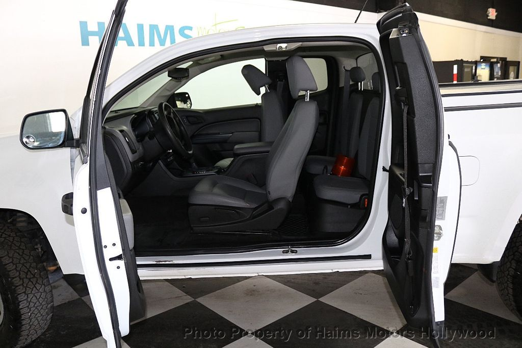 """2015 Chevrolet Colorado 2WD Ext Cab 128.3"""" WT - 18528514 - 10"""