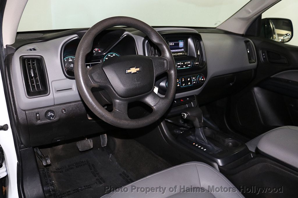 """2015 Chevrolet Colorado 2WD Ext Cab 128.3"""" WT - 18528514 - 17"""