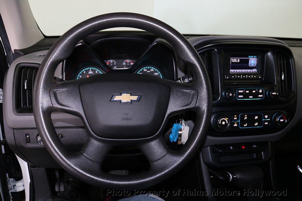"""2015 Chevrolet Colorado 2WD Ext Cab 128.3"""" WT - 18528514 - 22"""