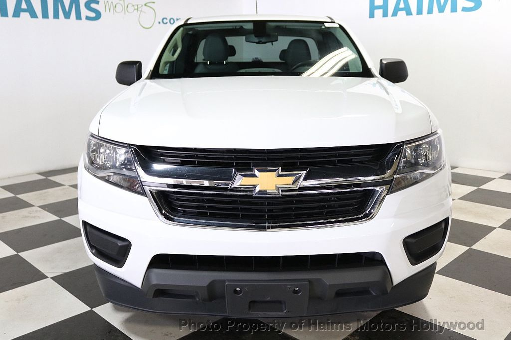 2015 Used Chevrolet Colorado 2wd Ext Cab 1283 Wt At Haims Motors