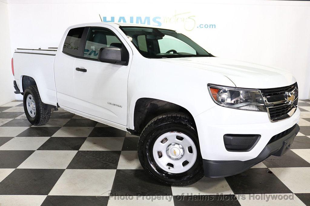 """2015 Chevrolet Colorado 2WD Ext Cab 128.3"""" WT - 18528514 - 3"""