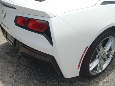 2015 Chevrolet Corvette 2dr Stingray Coupe w/2LT w/Carbon Roof - Click to see full-size photo viewer