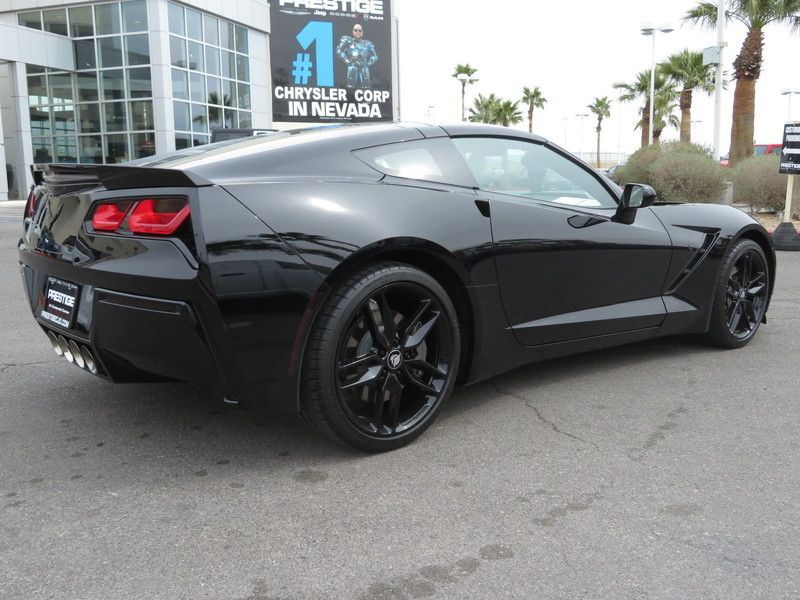 2015 Chevrolet Corvette 2dr Stingray Coupe w/3LT - 17408111 - 9
