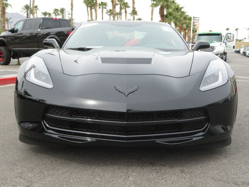2015 Chevrolet Corvette 2dr Stingray Coupe w/3LT - 17408111 - 1
