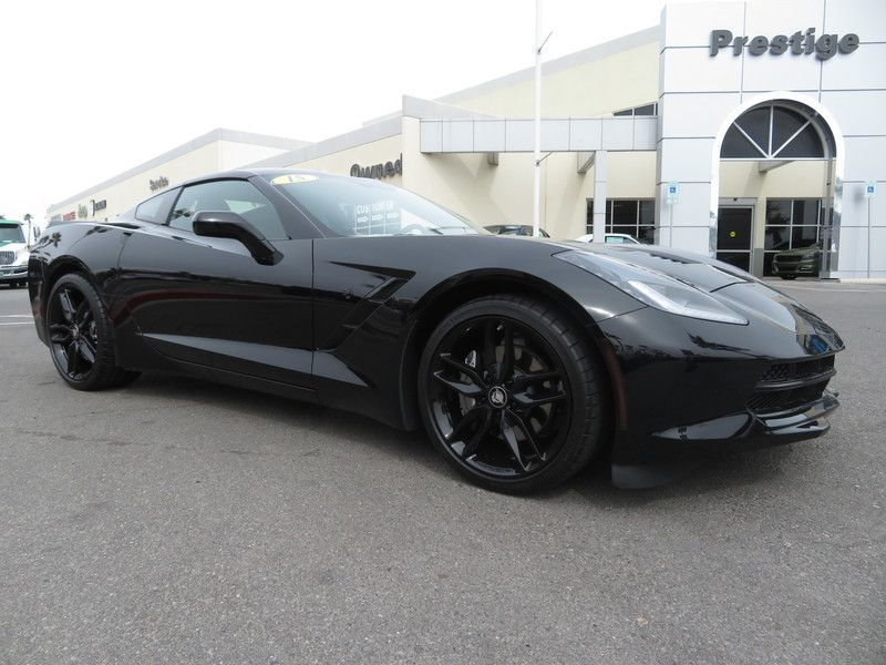 2015 Chevrolet Corvette 2dr Stingray Coupe w/3LT - 17408111 - 2