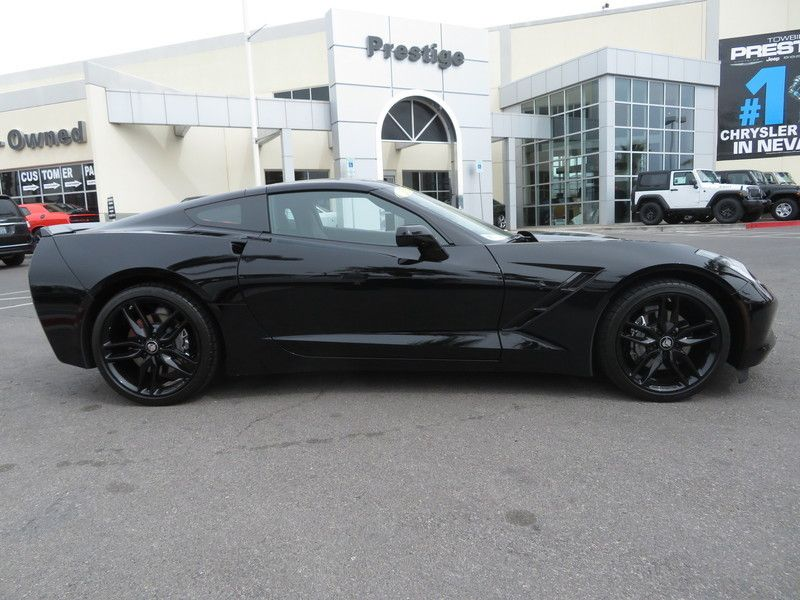 2015 Chevrolet Corvette 2dr Stingray Coupe w/3LT - 17408111 - 3