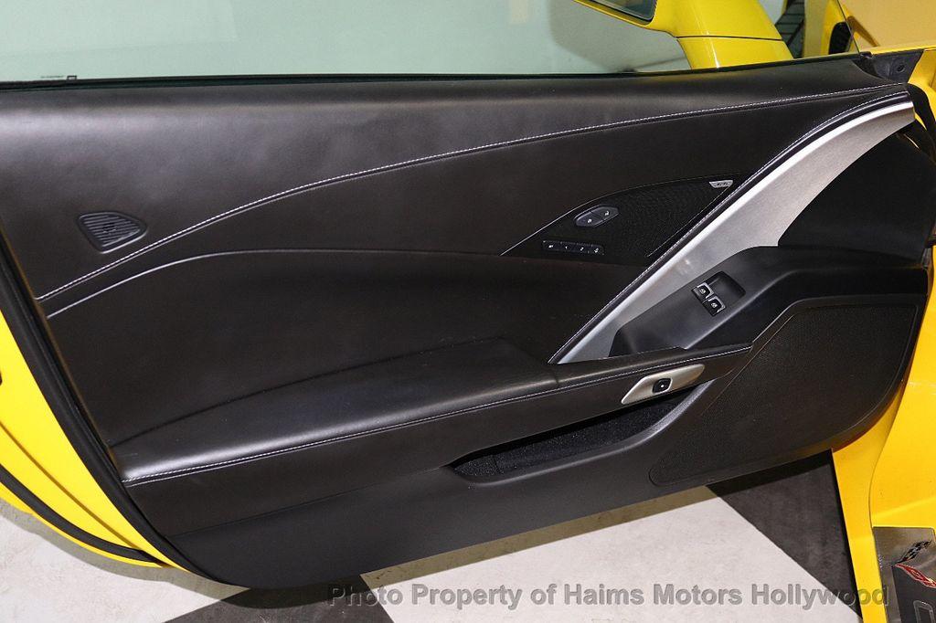 2015 Chevrolet Corvette 2dr Stingray Z51 Coupe w/3LT - 18296666 - 9