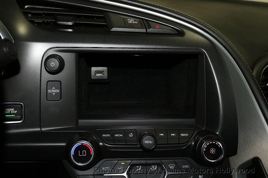 2015 Chevrolet Corvette 2dr Stingray Z51 Coupe w/3LT - 18296666 - 15