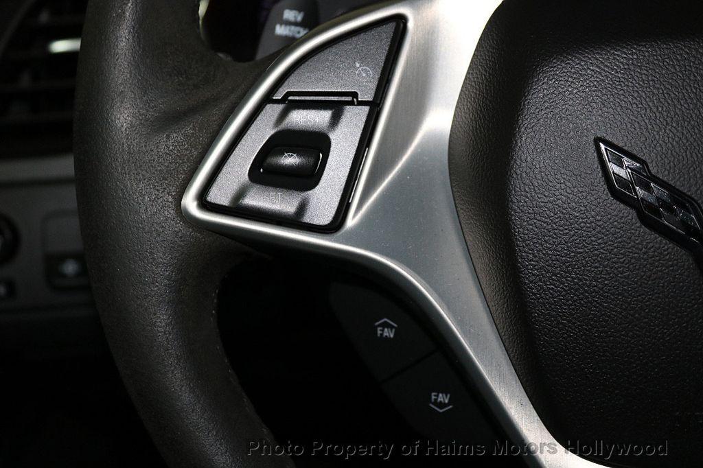 2015 Chevrolet Corvette 2dr Stingray Z51 Coupe w/3LT - 18296666 - 21