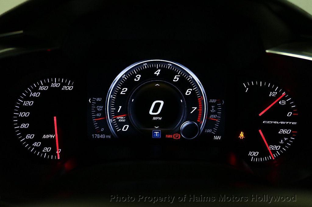 2015 Chevrolet Corvette 2dr Stingray Z51 Coupe w/3LT - 18296666 - 26
