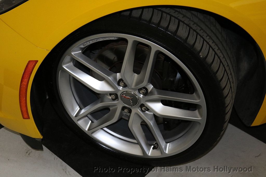 2015 Chevrolet Corvette 2dr Stingray Z51 Coupe w/3LT - 18296666 - 30