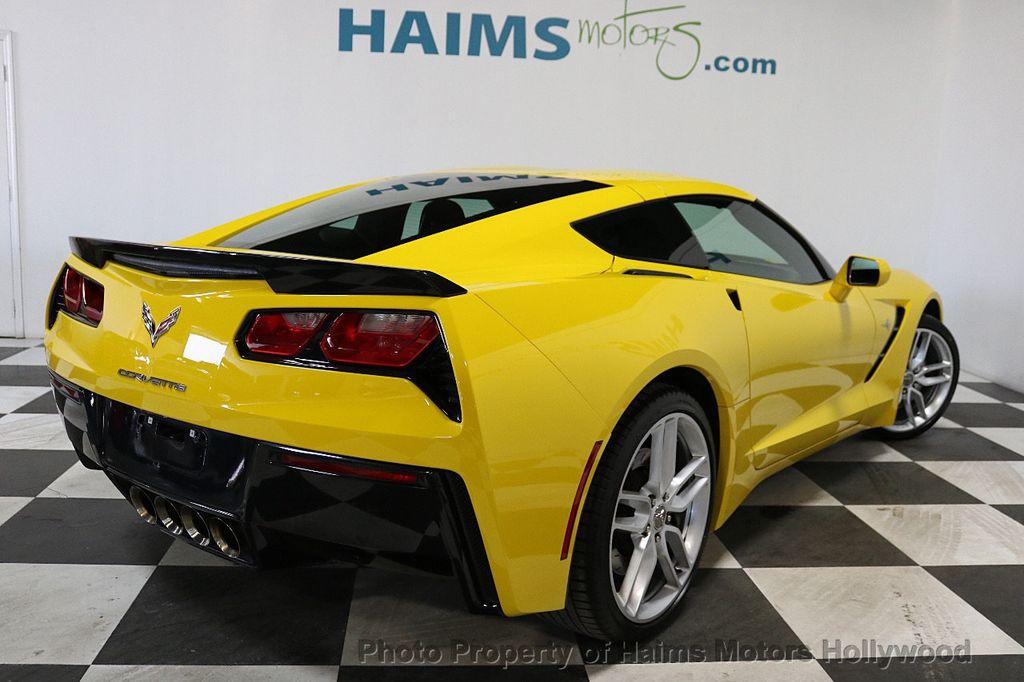 2015 Chevrolet Corvette 2dr Stingray Z51 Coupe w/3LT - 18296666 - 6