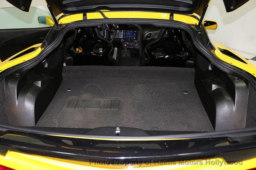 2015 Chevrolet Corvette 2dr Stingray Z51 Coupe w/3LT - 18296666 - 8