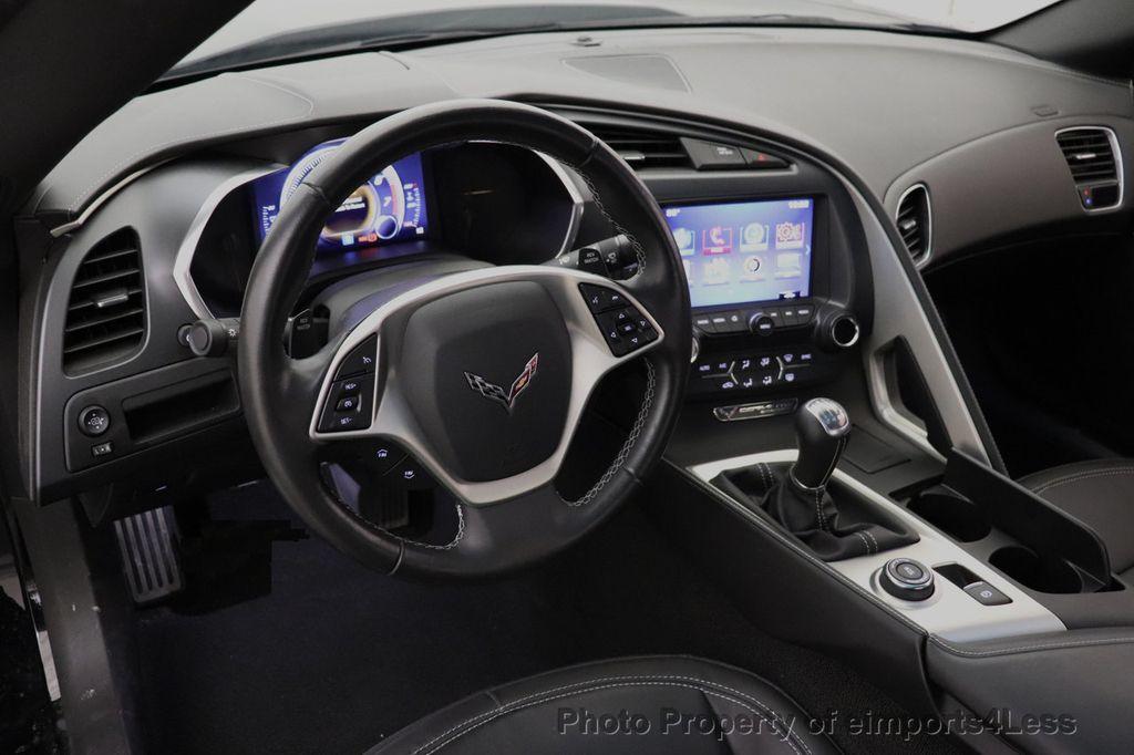 2015 Chevrolet Corvette CERTIFIED CORVETTE STINGRAY 1LT PERFORMANCE DATA WITH NAV - 18602957 - 31