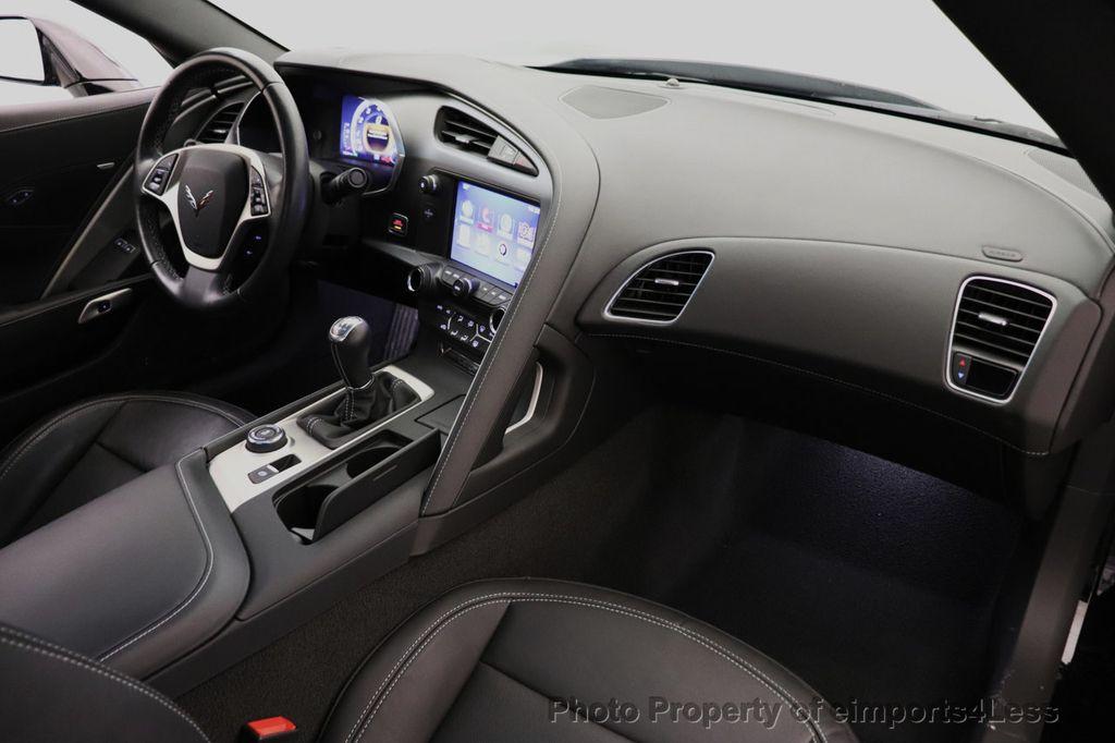 2015 Chevrolet Corvette CERTIFIED CORVETTE STINGRAY 1LT PERFORMANCE DATA WITH NAV - 18602957 - 33