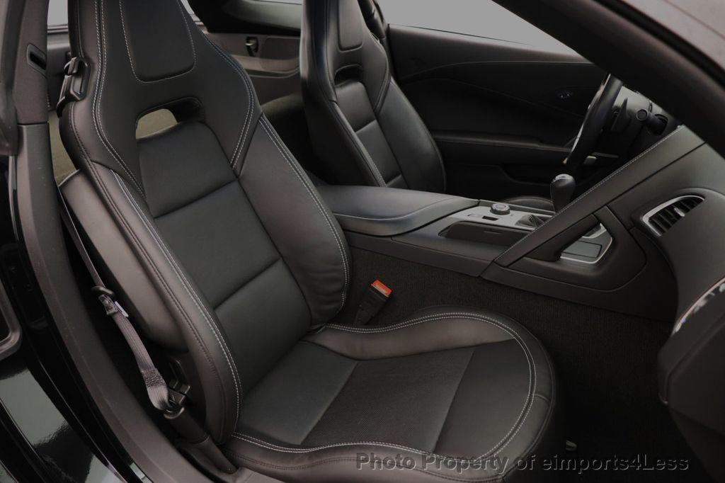 2015 Chevrolet Corvette CERTIFIED CORVETTE STINGRAY 1LT PERFORMANCE DATA WITH NAV - 18602957 - 34